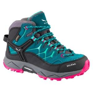 Schuhe Salewa JR ALP TRAINER MID GTX 64006-8632, Salewa