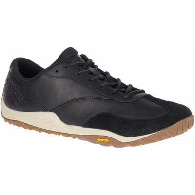 Herren Outdoor-Schuhe Merrel l Trail Glove 5 LTR schwarz, Merrel