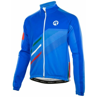 Membrane Radsport Jacke Rogelli TEAM 2.0, blue 003.962, Rogelli