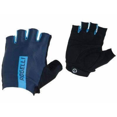 Radsport Handschuhe Rogelli PACE, blue 006.381, Rogelli