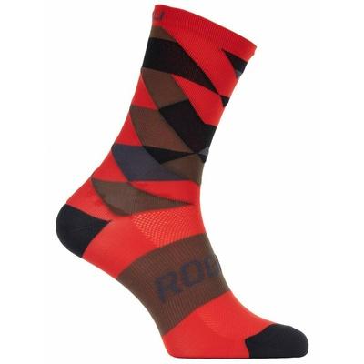 Design funktionell Socken Rogelli RAHMEN 14, rot 007.153, Rogelli