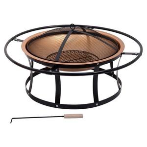Feuerstelle mit luke Cattara ETNA 61 cm, Cattara