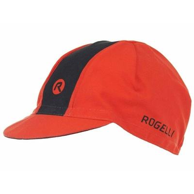 Radsport Cap unter Helm Rogelli RETRO, rot-schwarz 009.969, Rogelli