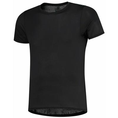 Äußerst funktionell Sport- T-Shirt Rogelli KITE mit kurz Ärmeln, black 070.015, Rogelli