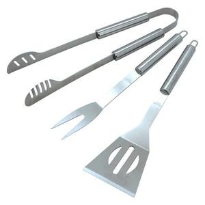 Grill- Werkzeug Set 3ks Cattara textilien Tasche, Cattara