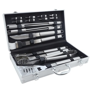 Grill- Werkzeug Set 18ks Cattara ALU Handkoffer, Cattara