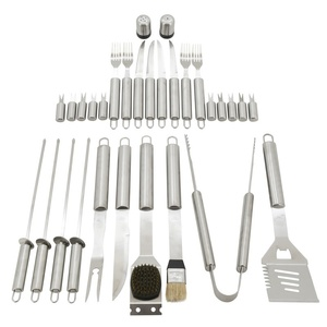 Grill- Werkzeug Set 30ks Cattara ALU Handkoffer, Cattara