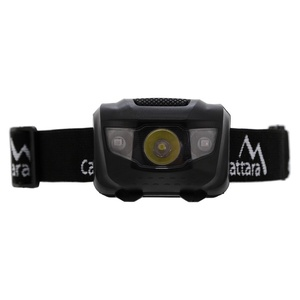 Stirnlampe Compass LED 80lm black, Compass
