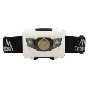 Stirnlampe Compass LED 80lm schwarz und weiß, Compass