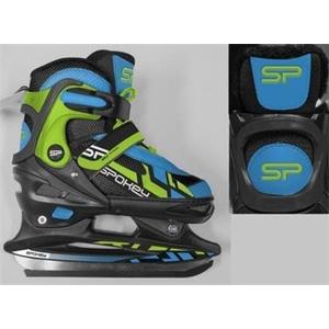 Skates Spokey MELT 4IN1 schwarz/grün geregelt, Spokey