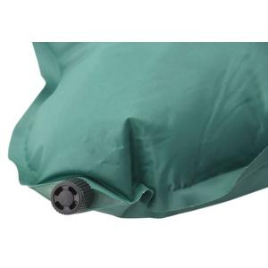 Kissen selbstaufblasend Cattara BONE 40x25x13cm grün, Cattara