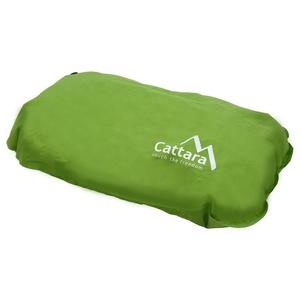Kissen selbstaufblasend Cattara Green 13cm, Cattara