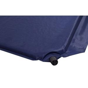 Isomatte selbstaufblasend Cattara Blue 2,5cm, Cattara