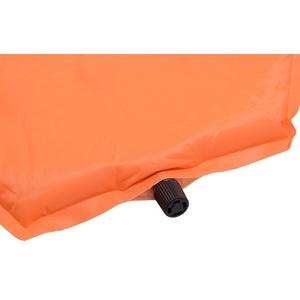 Isomatte selbstaufblasend Cattara Orange 3cm, Cattara