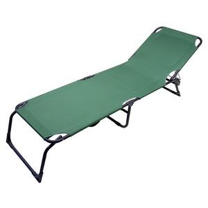 Liegestuhl wohnmobil klappbar Cattara BERLIN green, Cattara