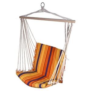 Schaukel Netz  sitzung Cattara Hammock Chair rot-orange, Cattara