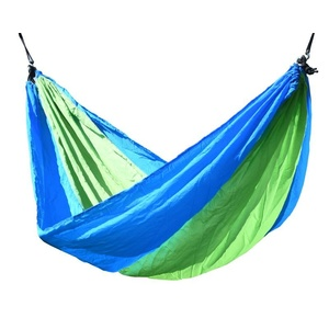 Schaukel Netz  sitzung Cattara NYLON 275x137cm grün-blau, Cattara