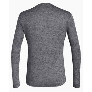T-Shirt Salewa Puez Puez MELANGE DRY M L/S TEE 27453-0538, Salewa