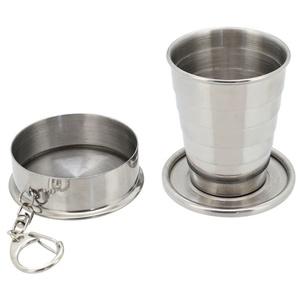 Edelstahl Cup Cattara klappbar 60ml, Cattara
