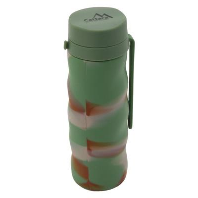 Silikon Flasche Cattara ARMY 550ml, Cattara