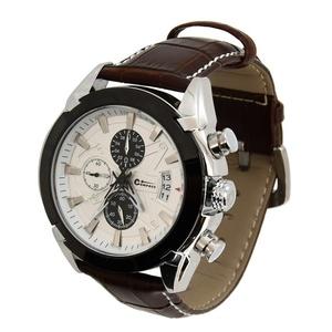 Uhren Cattara CHRONO WEISS Compass, Cattara