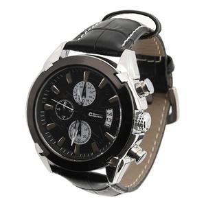 Uhren Cattara CHRONO BLACK Compass, Cattara