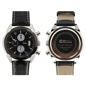 Uhren Cattara CHRONO BLACK Compass, Cattara