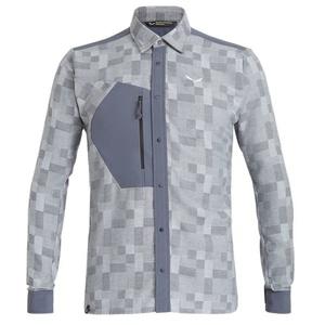 T-Shirt Salewa Fanes SPRINGER PL M L/S SHIRT 27245-3869, Salewa