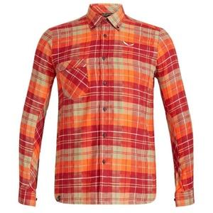 T-Shirt Salewa Fanes FLANELL 3 PL M L/S SHIRT 27247-4877, Salewa