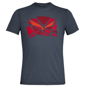 T-Shirt Salewa EAGLE DRI-REL M S/S TEE 27355-3866, Salewa