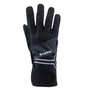 Winter Handschuhe Silvini Arno UA1307 black, Silvini