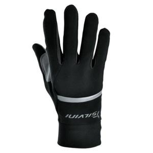 Unisex Handschuhe Silvini Isonzo UA905 schwarz/weiß, Silvini