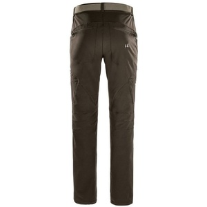Ganzjähriger Men Hose HERVEY WINTER PANTS MAN eisen Brown, Ferrino