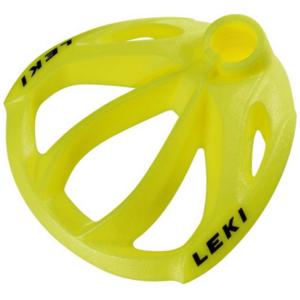 Leki untertasse Contour 90mm gelb 854010112, Leki