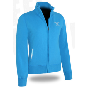 Damen Sweatshirt NORDBLANC NBSLS1884_AZR, Nordblanc