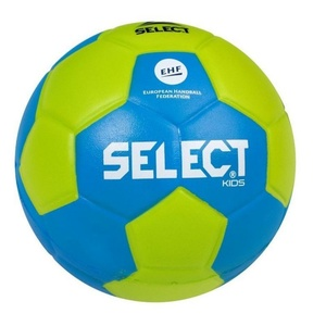 Handball Ball Select Foam Ball Kids IV grün blue, Select