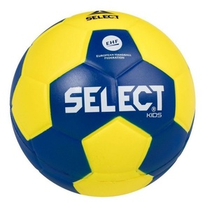 Handball Ball Select Foam Ball Kids IV Gelb blue, Select