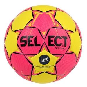 Handball Ball Select HB Solera Gelb pink, Select