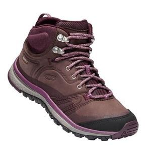 Damen Schuhe Keen Terrador Leather MID WP W, pfefferkorn / weina schmecken, Keen