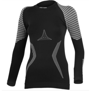 Thermo T-Shirt Lasting RELA 9080 black, Lasting