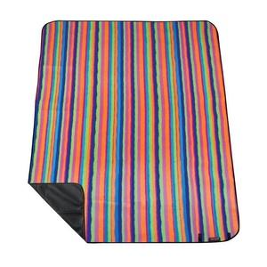 Picknick Decke mit Gurt Spokey PICNIC TARTANA, striped, Spokey