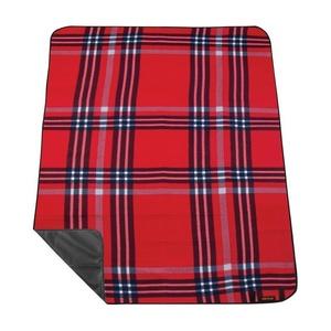 Picknick Decke mit Gurt Spokey PICNIC HIGHLAND, red, Spokey