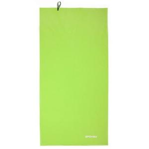 Schnell trocknend Handtuch Spokey SIROCCO XL, grün, Spokey