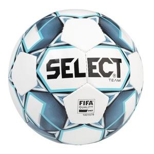 Fußball Ball Select FB Team FIFA weiß blue Grösse. 5, Select