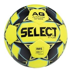 Fußball Ball Select FB X-Turf Gelb grey, Select