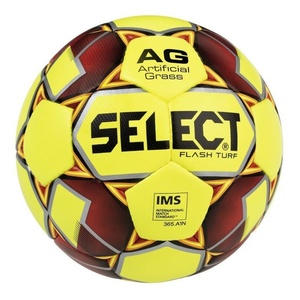 Fußball Ball Select FB Flash Turf Gelb red, Select