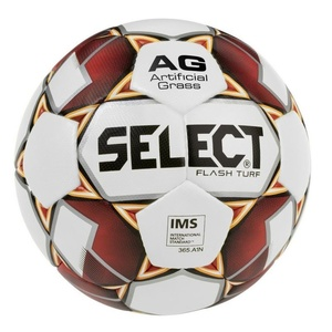 Fußball Ball Select FB Flash Turf weiß red, Select