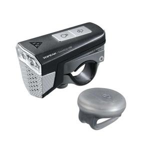 Licht Topeak SOUNDLITE USB mit klaksonem, Topeak