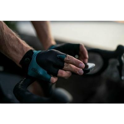 Handschuhe  Fahrrad Rogelli PRESA, Black-Khaki 006.360, Rogelli