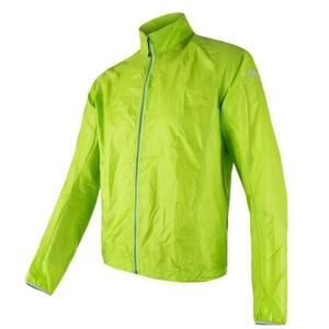 Herren Jacke Sensor Parachute green 19100013, Sensor